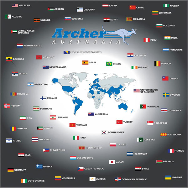 archer chains